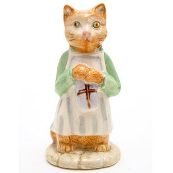 Ginger - Beswick - Beatrix Potter Figurine