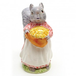 Goody Tiptoes - Beswick - Beatrix Potter Figurine