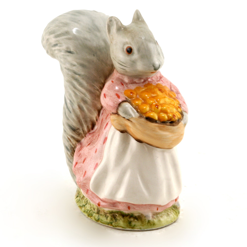 Goody Tiptoes - Royal Albert - Beatrix Potter Figurine