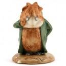 Head Gardener - New Beswick - Beatrix Potter Figurine
