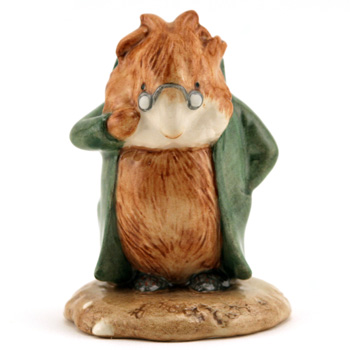 Head Gardener - New Beswick - Beatrix Potter Figurine