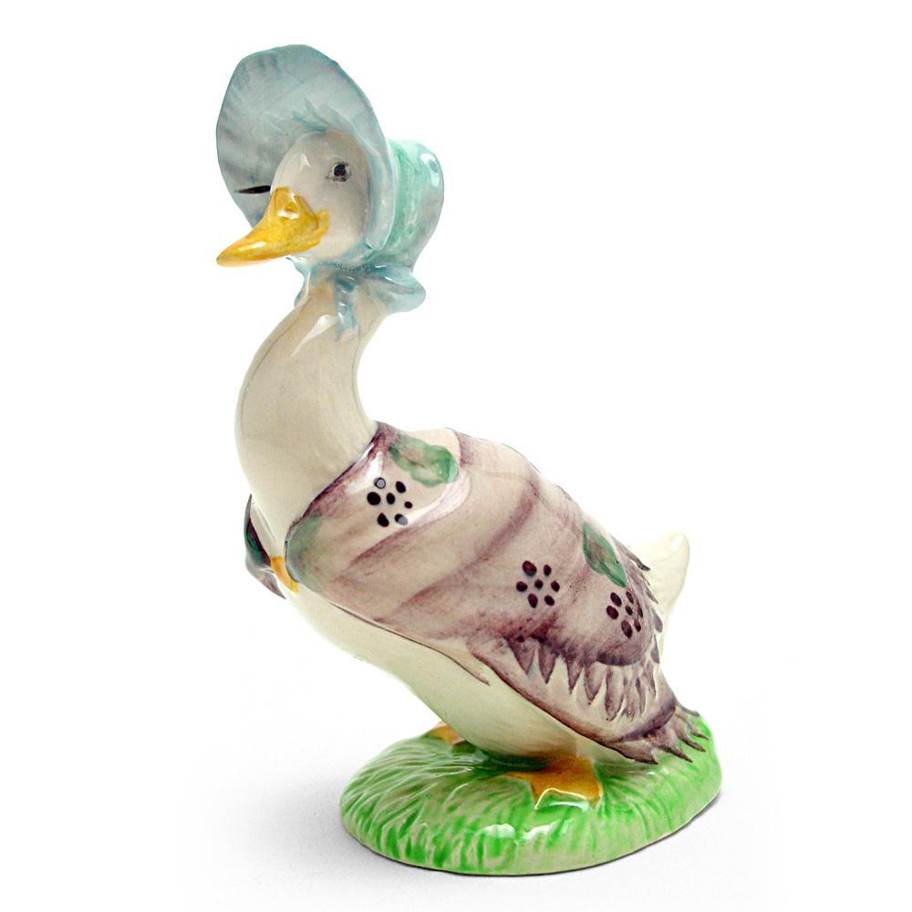 Jemima Puddle-Duck - Beswick - Beatrix Potter Figurine