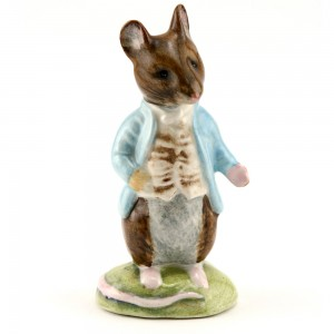 Johnny Town-Mouse - Beswick - Beatrix Potter Figurine