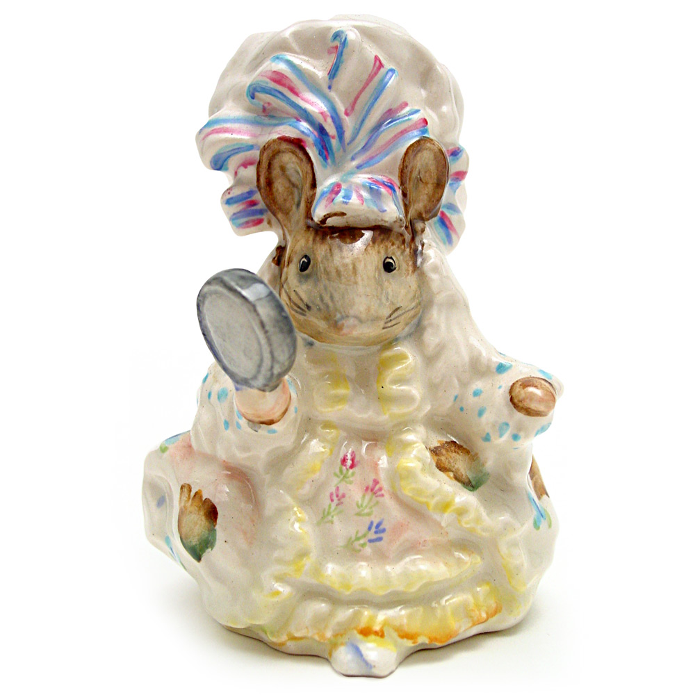 Lady Mouse - Beswick - Beatrix Potter Figurine