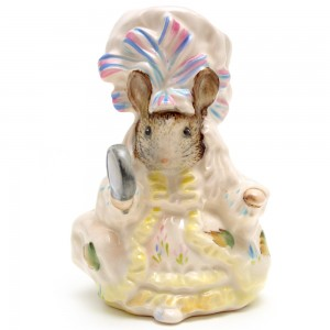 Lady Mouse - Royal Albert - Beatrix Potter Figurine