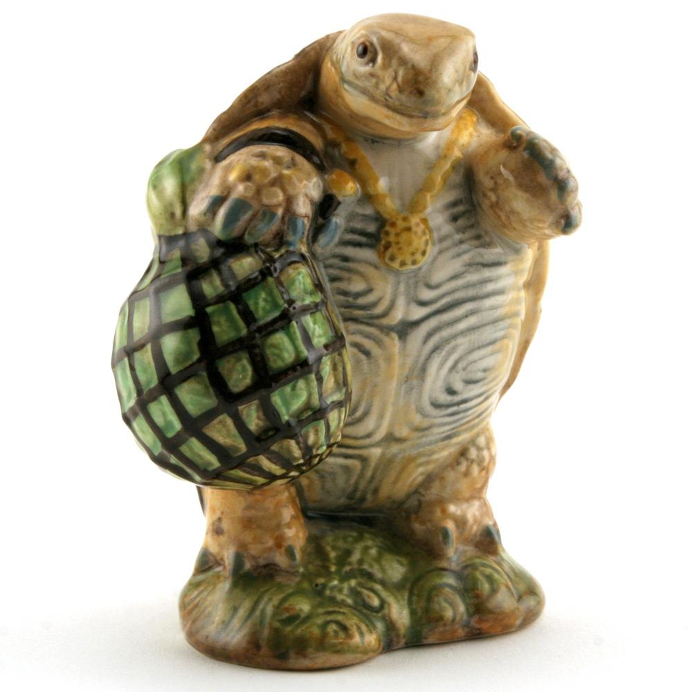 Mr. Alderman Ptolemy - Royal Albert - Beatrix Potter Figurine