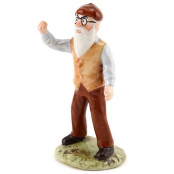 Mr. McGregor - New Beswick - Beatrix Potter Figurine