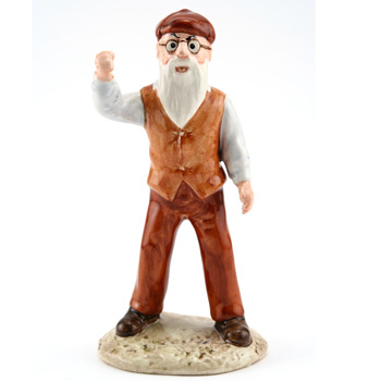 Mr. McGregor - Royal Albert - Beatrix Potter Figurine