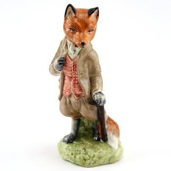 Mr. Tod - Beswick - Beatrix Potter Figurine