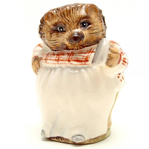 Mrs. Tiggy Winkle - Beswick - Beatrix Potter Figurine