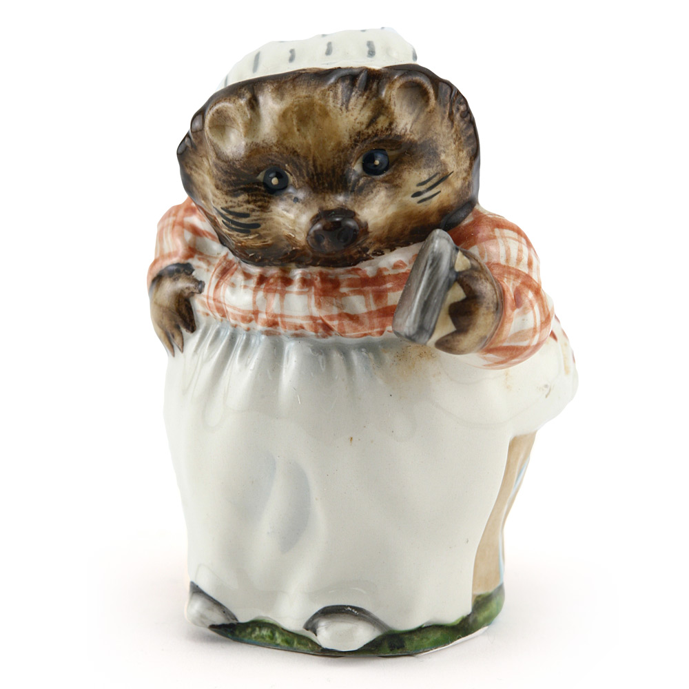 Mrs. Tiggy Winkle - Royal Albert - Beatrix Potter Figurine