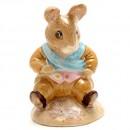 Old Mr. Bouncer - Beswick - Beatrix Potter Figurine