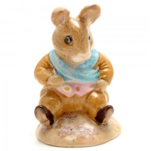 Old Mr. Bouncer - Beswick - Beatrix Potter Figurine
