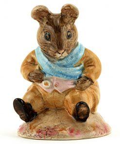 Old Mr. Bouncer - Royal Albert - Beatrix Potter Figurine
