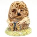 Old Mr. Pricklepin - Beswick - Beatrix Potter Figurine