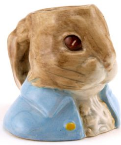 Peter Rabbit (Character Jug) - Royal Albert - Beatrix Potter Figurine