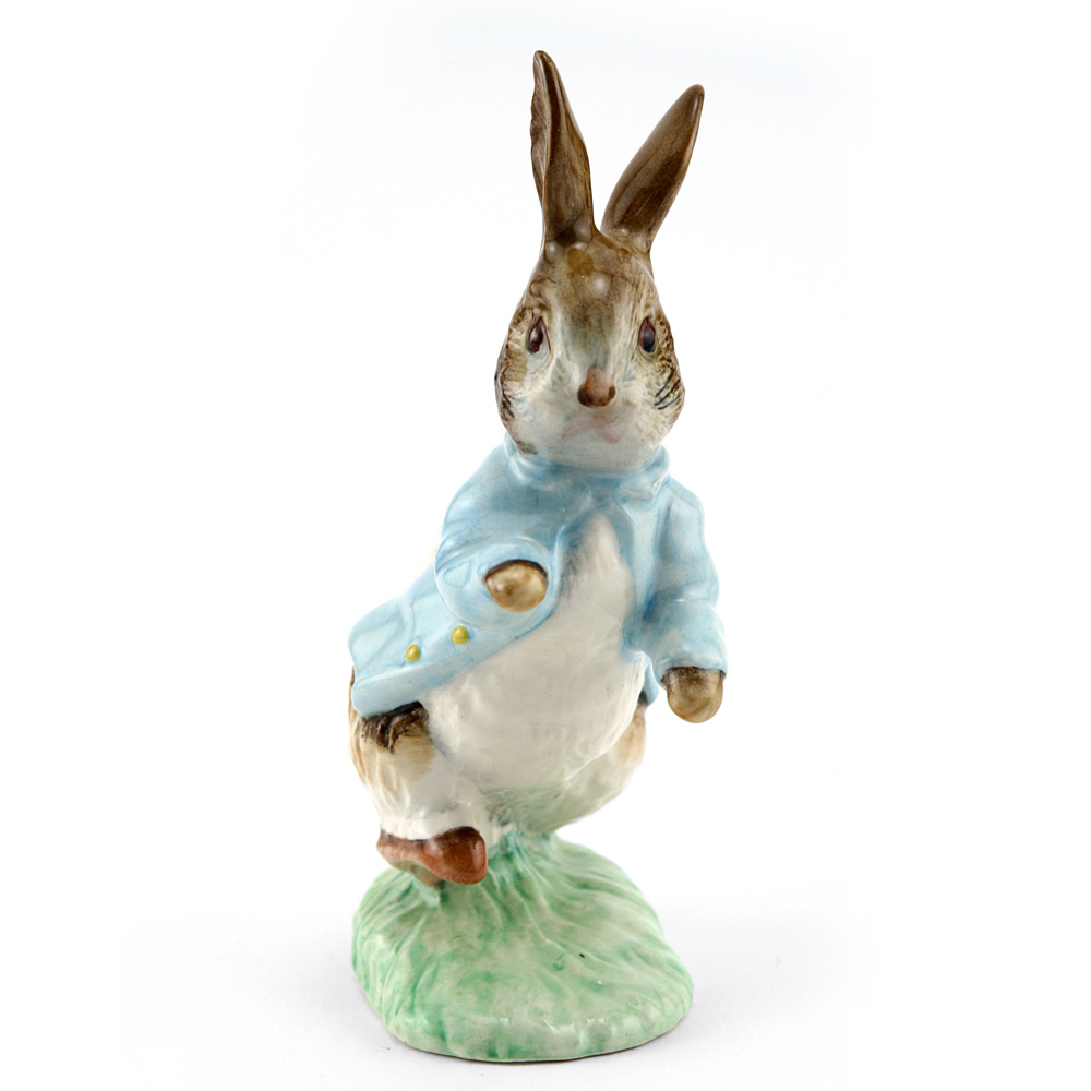 Peter Rabbit - Royal Albert - Beatrix Potter Figurine