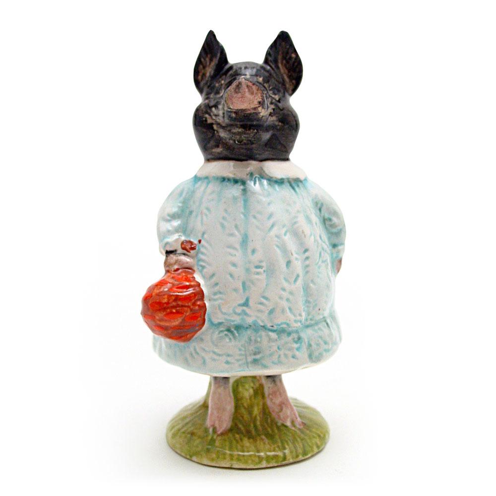Pig Wig - Beswick - Beatrix Potter Figurine