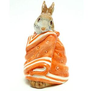 Poorly Peter Rabbit - Beswick - Beatrix Potter Figurine