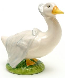 Rebeccah Puddle-Duck - Beswick - Beatrix Potter Figurine