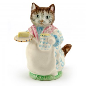 Ribby - Beswick - Beatrix Potter Figurine
