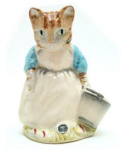 Ribby And The Patty Pan - Royal Albert - Beatrix Potter Figurine
