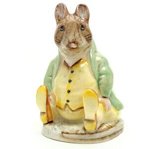 Samuel Whiskers - Beswick - Beatrix Potter Figurine
