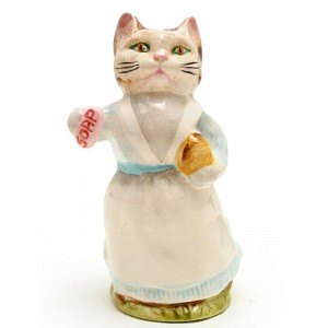 Tabitha Twitchit - Beswick - Beatrix Potter Figurine