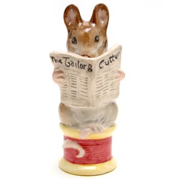 Tailor of Gloucester - Beswick - Beatrix Potter Figurine