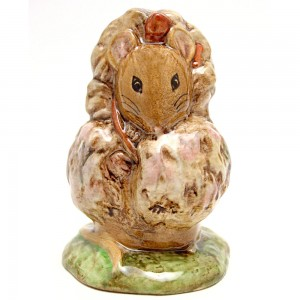 Thomasina Tittlemouse - Beswick - Beatrix Potter Figurine