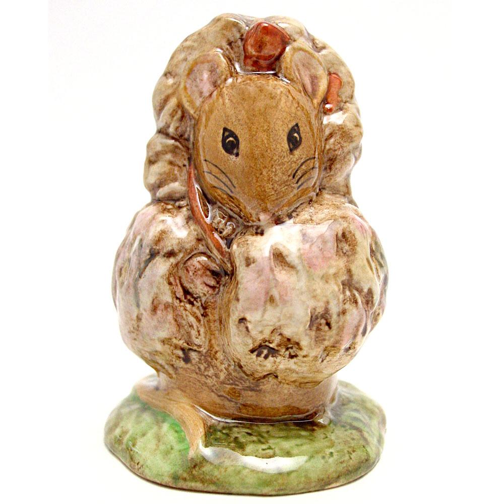 Thomasina Tittlemouse - Beswick - Beatrix Potter Figurine