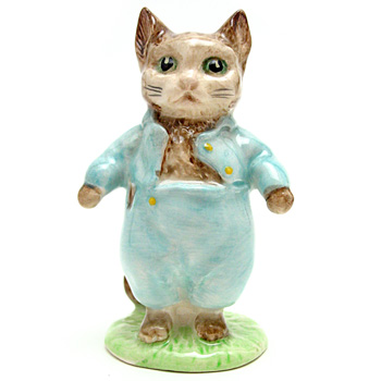 Tom Kitten - Beswick - Beatrix Potter Figurine