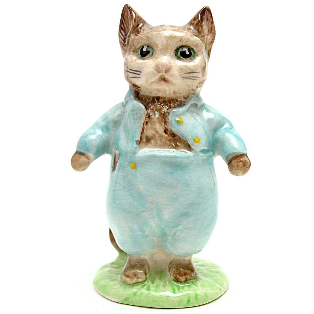 Tom Kitten - Royal Albert - Beatrix Potter Figurine