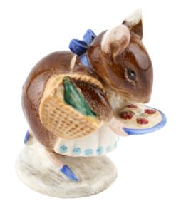 Appley Dapply Bottle Out - Beatrix Potter Figure