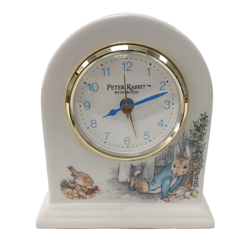 Beatrix Potter Large Clock - Wedgwood - Beatrix Potter Figurine