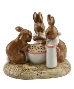 Flopsy, Mopsy & Cottontail - Beatrix Potter Figurine