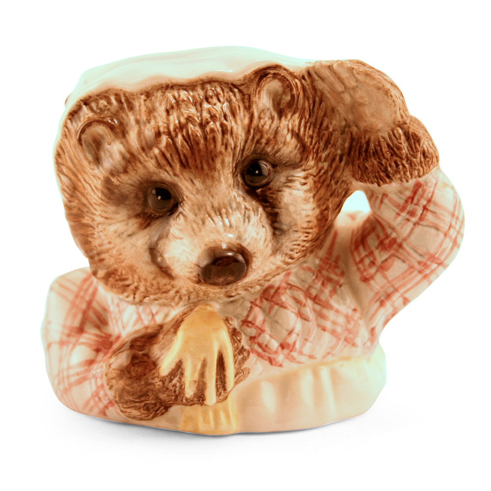 Mrs. Tiggy-Winkle Character Jug - Beatrix Potter Figure