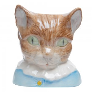 Tom Kitten Character Jug - Beatrix Potter Figure