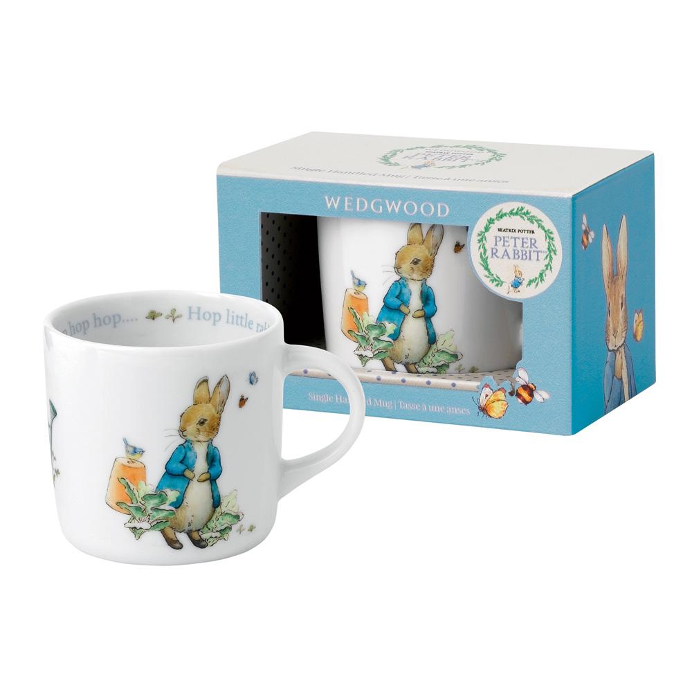 Wedgwood Peter Rabbit Mug - Beatrix Potter Nursery Set