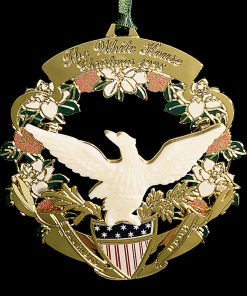 James Buchanan Ornament - White House Historical Association - Keepsake Ornaments