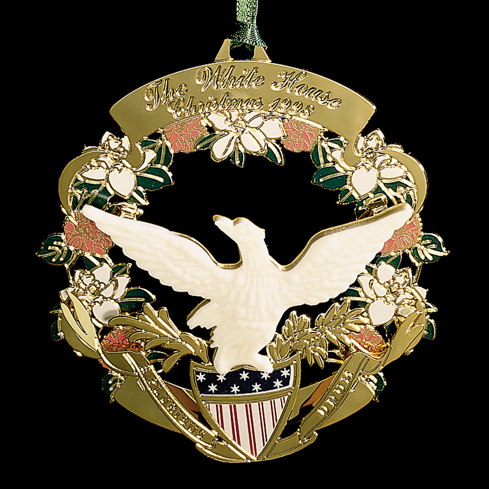 James Buchanan Ornament - White House Historical Association - Keepsake Ornaments