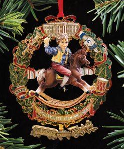 Ulysses S. Grant Ornament - White House Historical Association - Keepsake Ornaments