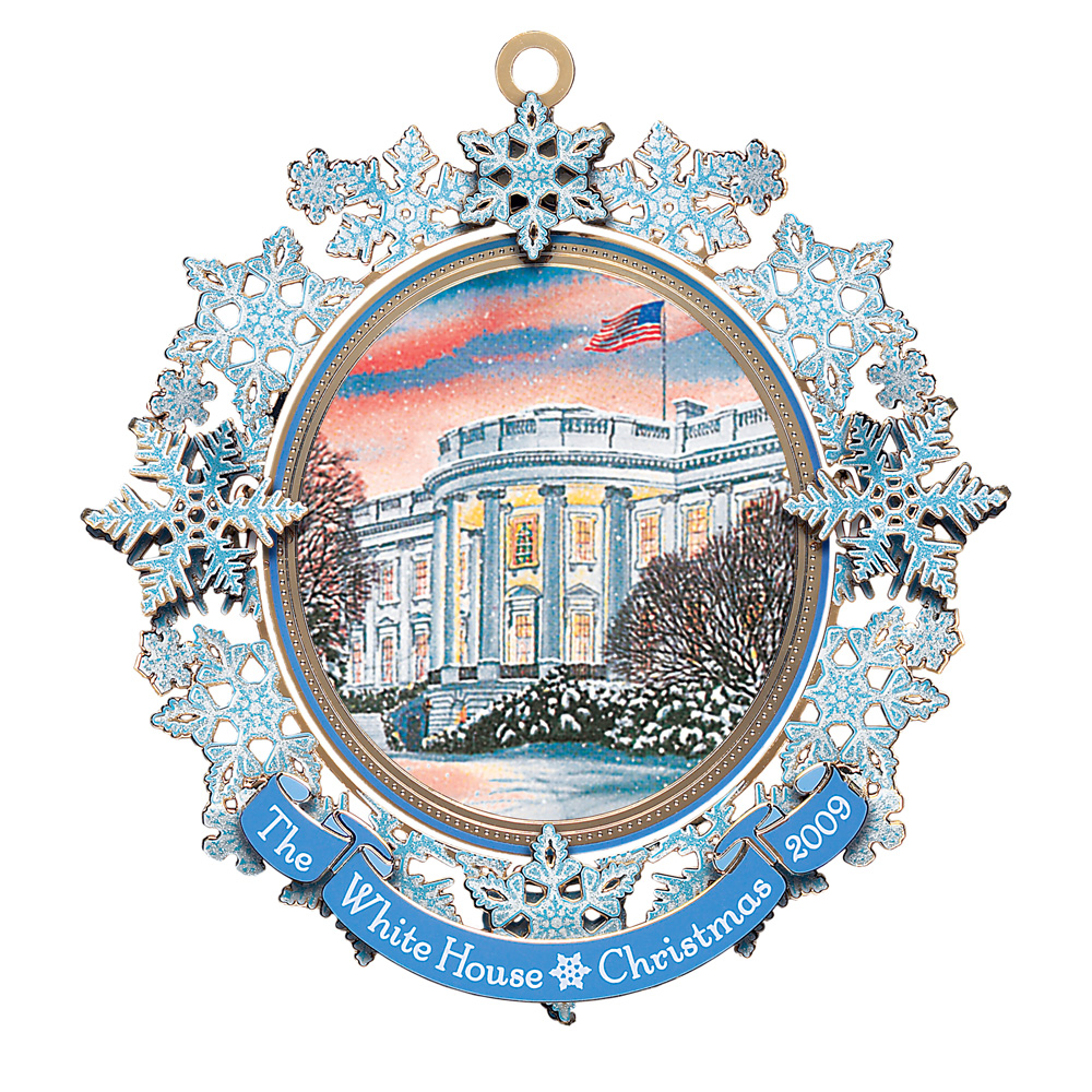 Grover Cleveland Ornament - White House Historical Association - Keepsake Ornaments