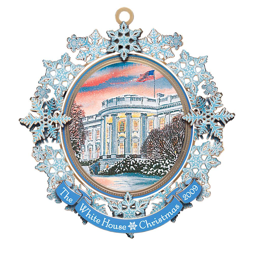 Grover Cleveland Ornament - White House Historical Association - Keepsake Ornaments