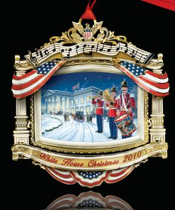 William McKinley Jr. Ornament - White House Historical Association - Keepsake Ornaments