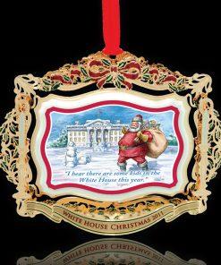Theodore Roosevelt Ornament - White House Historical Association - Keepsake Ornaments