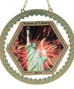 Statue of Liberty Suncatcher Ornament - White House Historical Association - Keepsake Ornaments