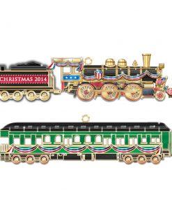 Warren G. Harding Ornament - White House Historical Association - Keepsake Ornaments