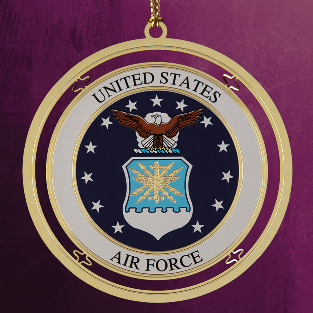 Air Force Ornament - White House Historical Association - Keepsake Ornaments