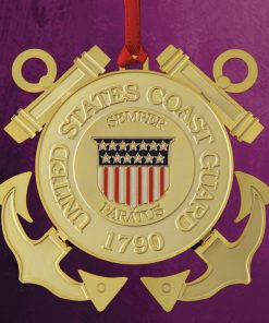 Coast Guard Ornament - White House Historical Association - Keepsake Ornaments